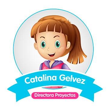 Catalina Gelvez - Directora de Proyectos