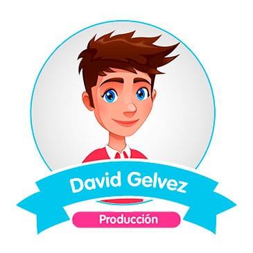 David Gelvez - Producción