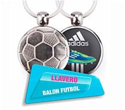 Llavero Balon Futbol
