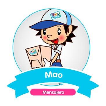 Mao - Mensajero