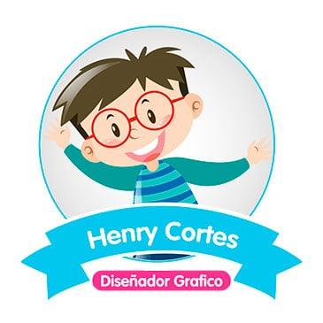 Henry Cortes - Diseñador Grafico