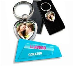 Llavero Corazon