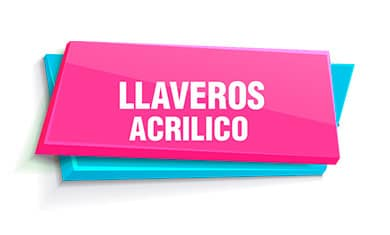 Llaveros Acrilicos