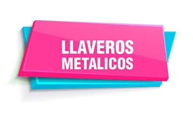 Llaveros Metalicos
